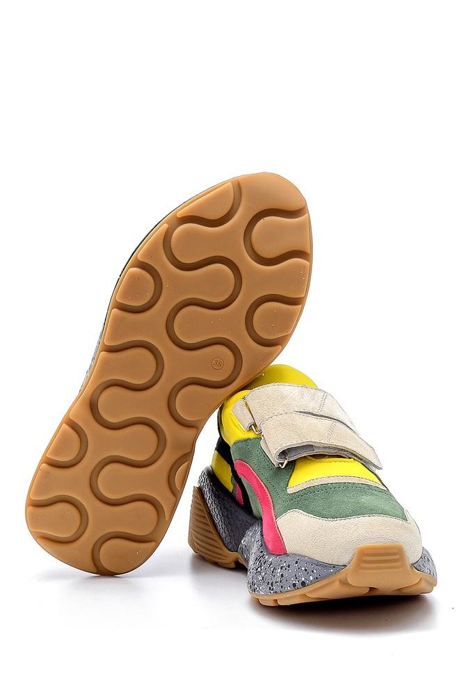 5638195369 Kadın Yüksek Tabanlı Sneaker