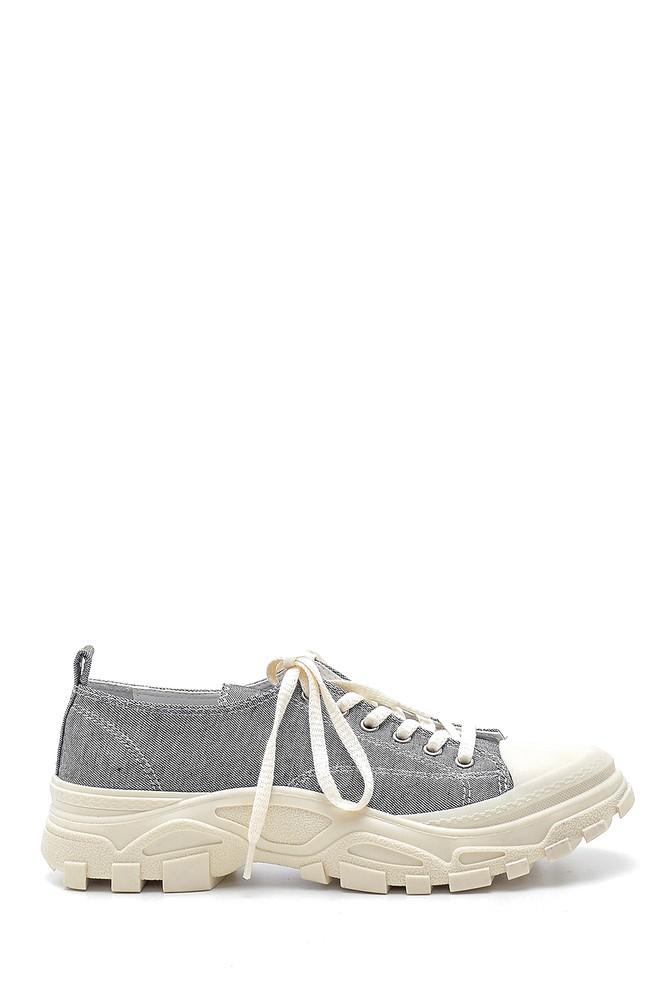Siyah Kadın Sneaker 5638202090