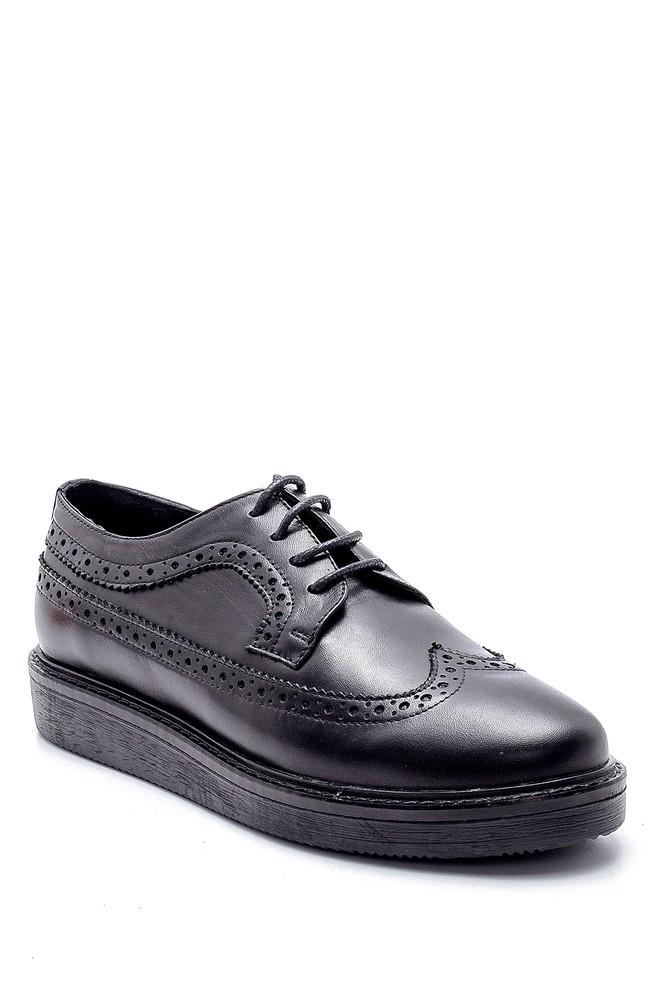 5638202990 Kadın Deri Casual Ayakkabı