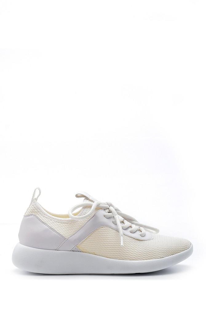 Beyaz Kadın Sneaker 5638203265