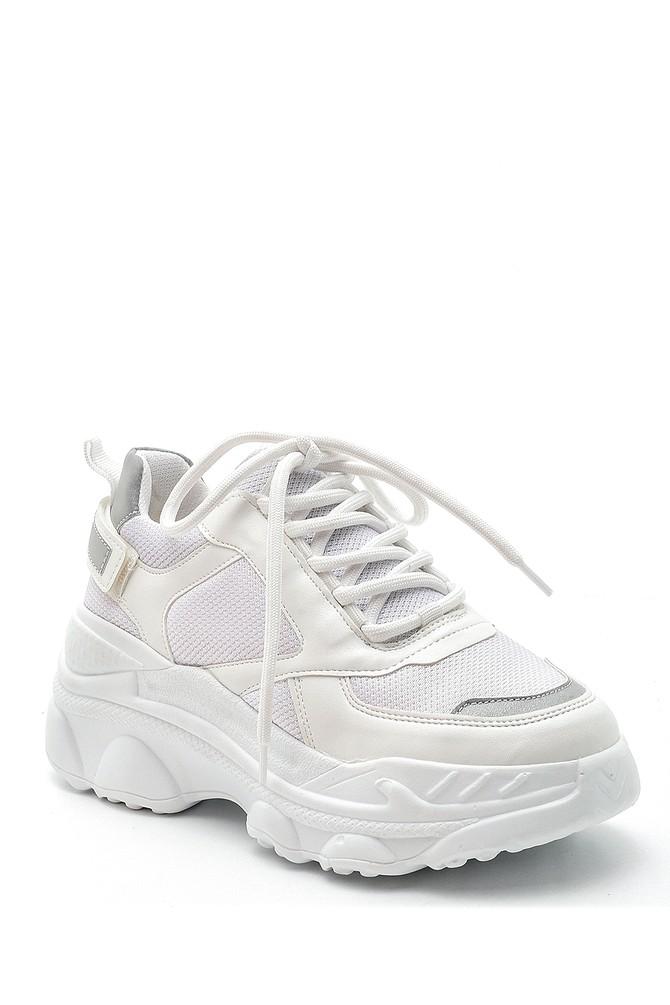 5638203283 Kadın Yüksek Tabanlı Sneaker