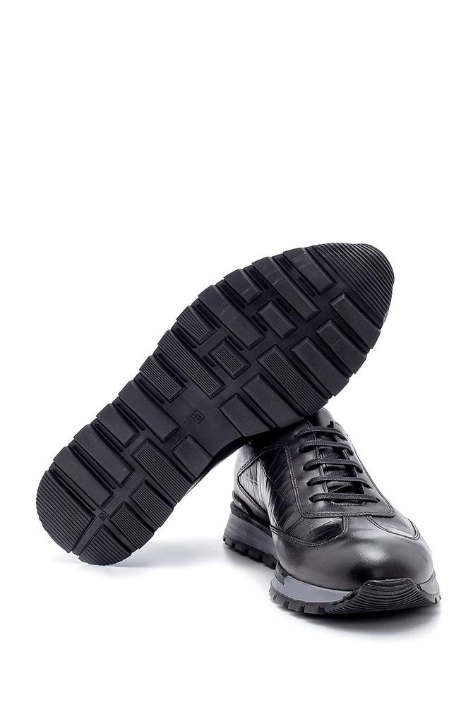 5638203322 Erkek Deri Sneaker