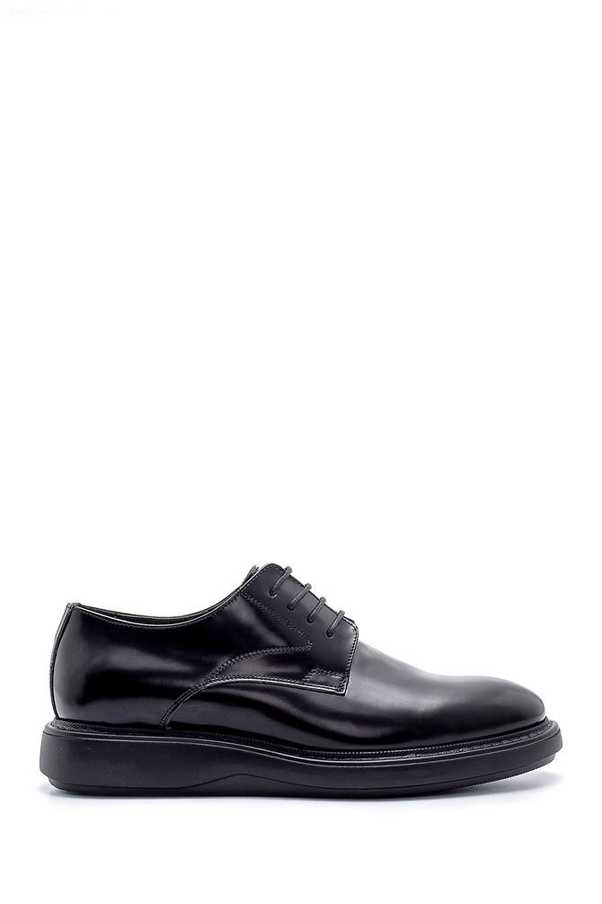 Siyah Erkek Deri Klasik Ayakkabı 5638204560