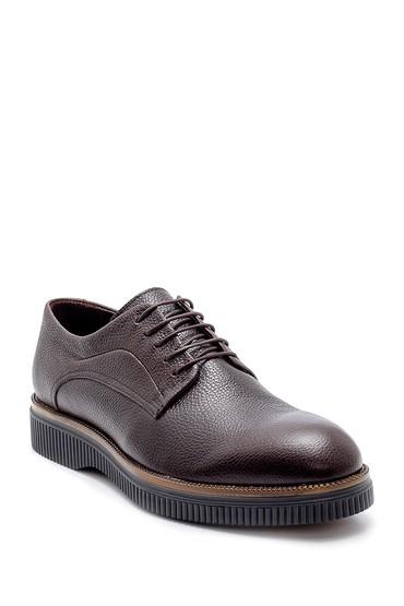 Kahverengi Erkek Deri Klasik Ayakkabı 5638204645