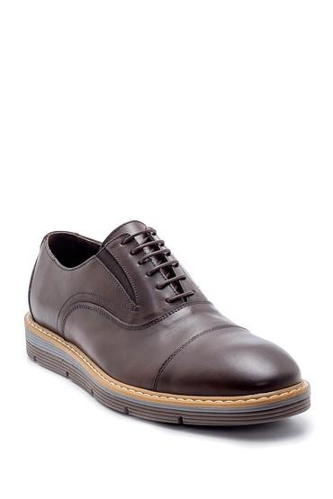 Kahverengi Erkek Deri Casual Ayakkabı 5638204745
