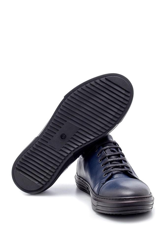 5638208536 Erkek Deri Sneaker