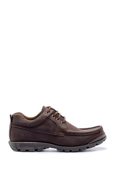 Kahverengi Erkek Deri Casual Ayakkabı 5638209200