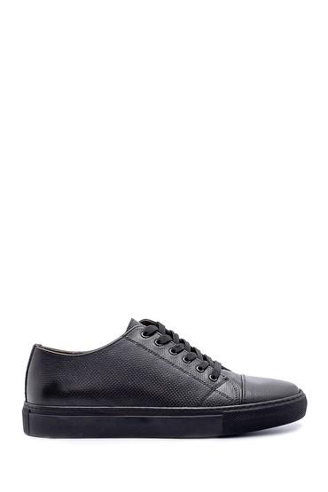 Siyah Erkek Deri Ayakkabı 5638210998