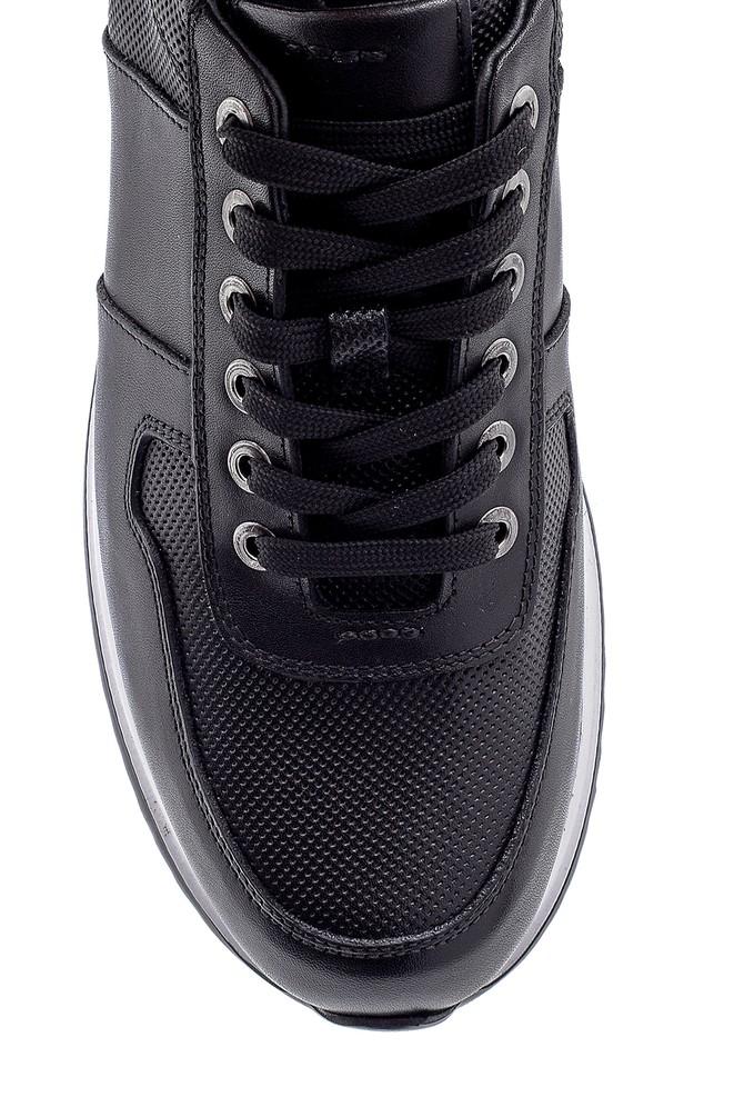 5638211861 Erkek Deri Sneaker