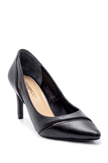 Siyah Kadın Stiletto 5638163486