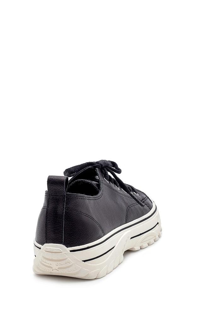 5638183659 Kadın Deri Sneaker