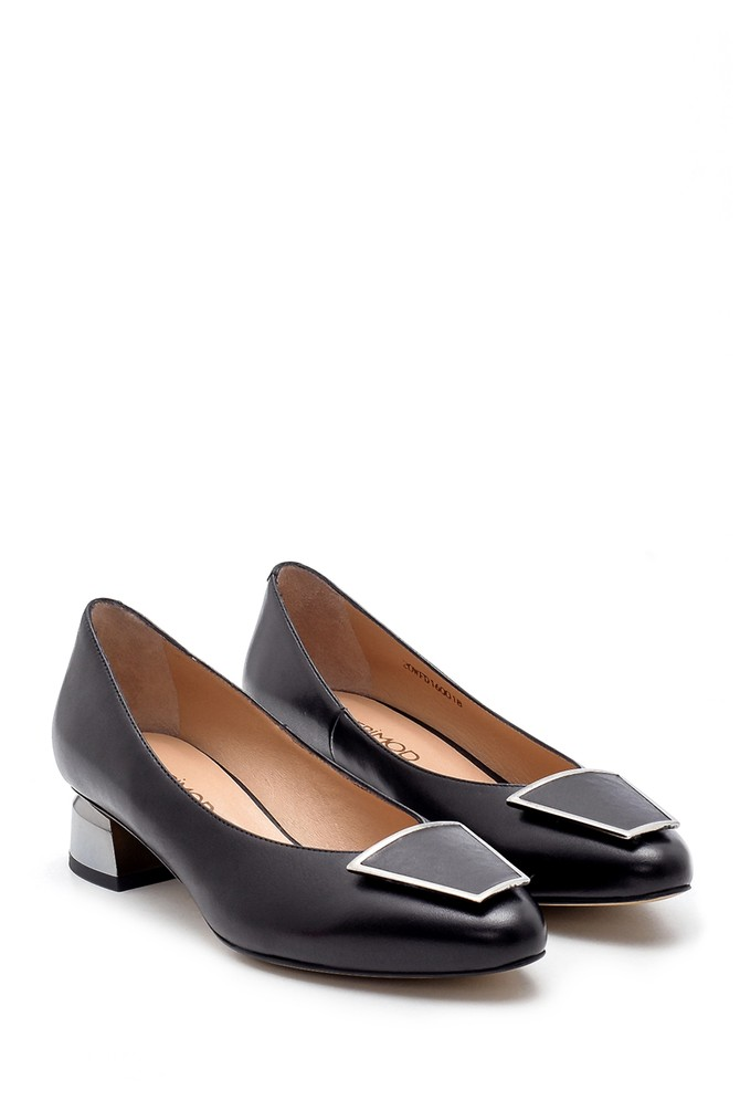 5638183831 Kadın Deri Ayakkabı