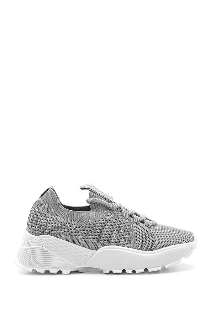 Gri Kadın Sneaker 5638191646