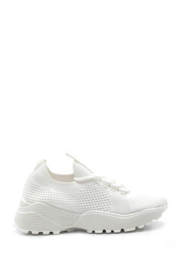 Beyaz Kadın Sneaker 5638191651