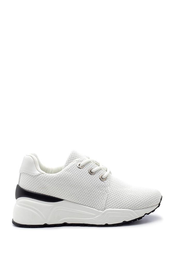 Beyaz Kadın Sneaker 5638194632