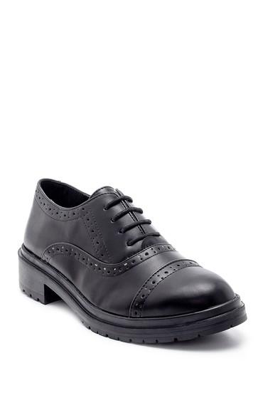 Siyah Kadın Casual Ayakkabı 5638199473