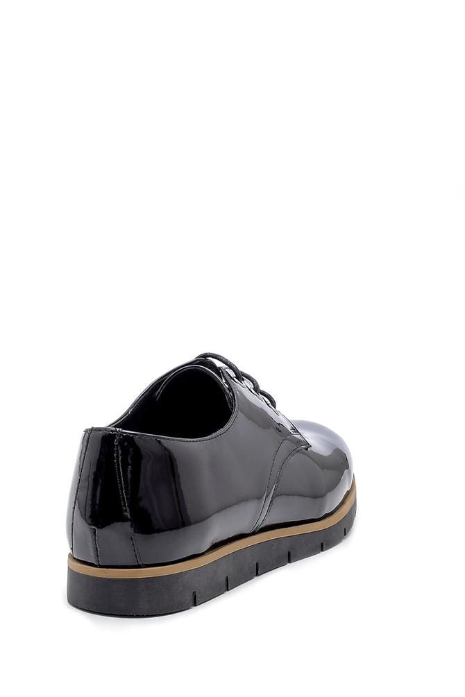 5638203075 Kadın Rugan Casual Ayakkabı