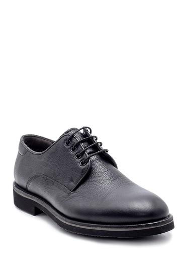 Siyah Erkek Deri Klasik Ayakkabı 5638203798
