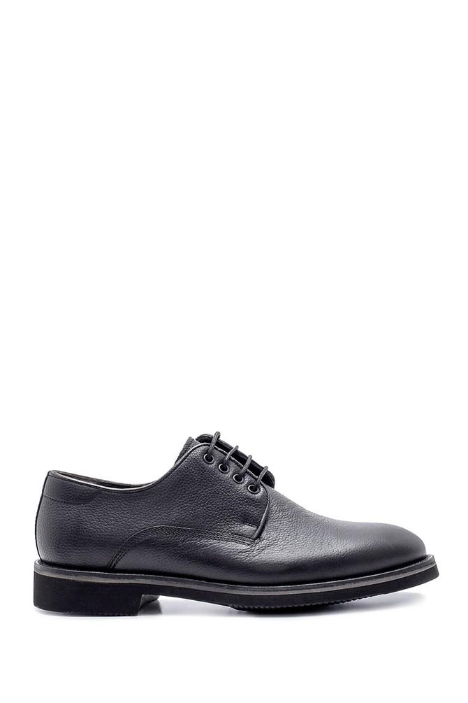 Siyah Erkek Deri Klasik Ayakkabı 5638203808