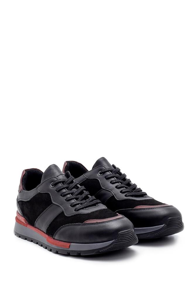5638203958 Erkek Süet Deri Sneaker
