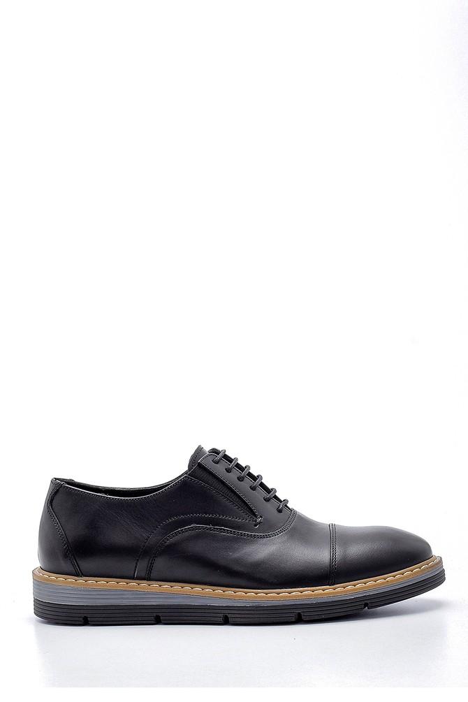 Siyah Erkek Deri Casual Ayakkabı 5638204743