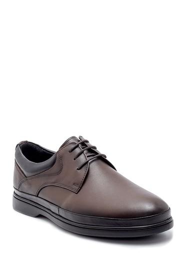 Kahverengi Erkek Deri Klasik Ayakkabı 5638208364