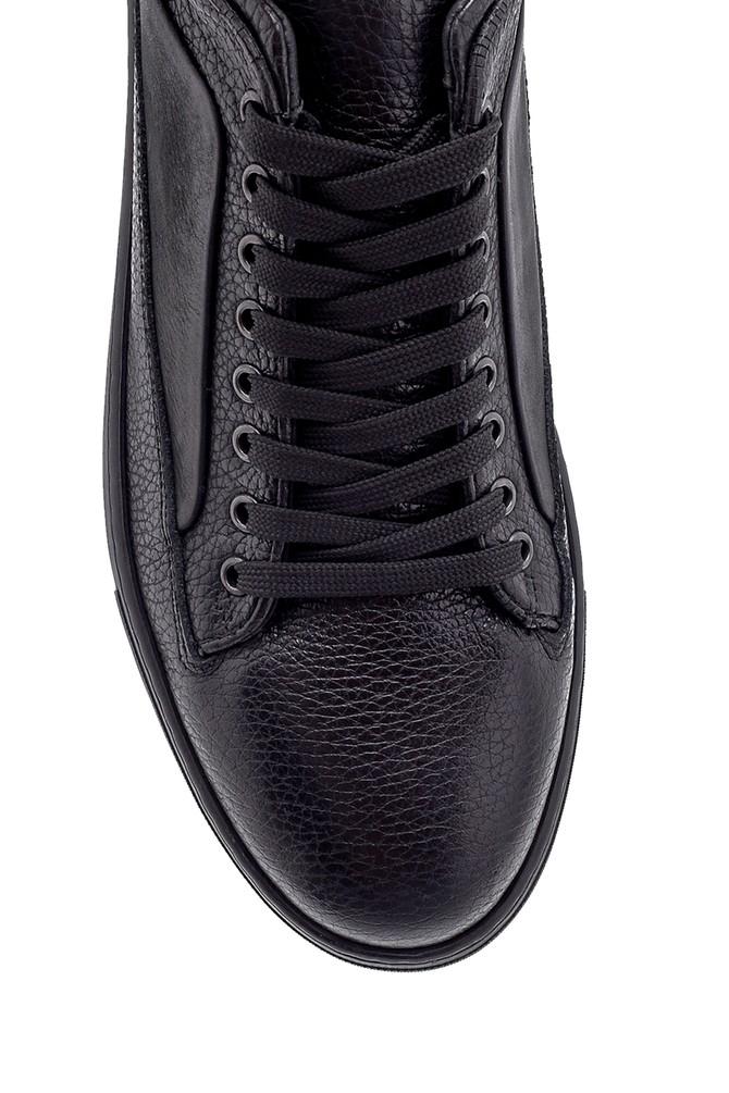 5638210853 Erkek Deri Sneaker