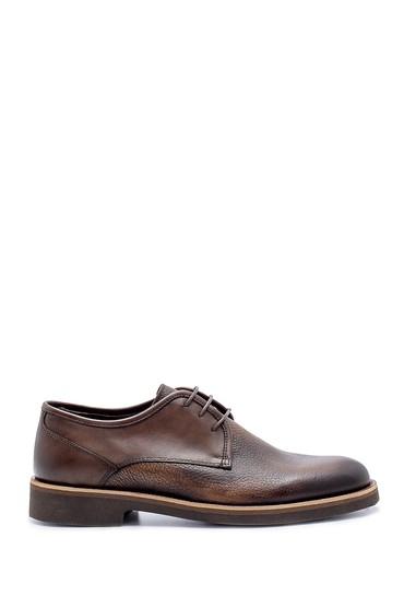 Kahverengi Erkek Deri Klasik Ayakkabı 5638222417