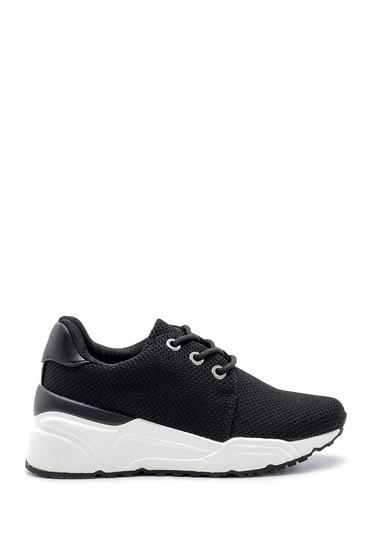 Siyah Kadın Sneaker 5638194620