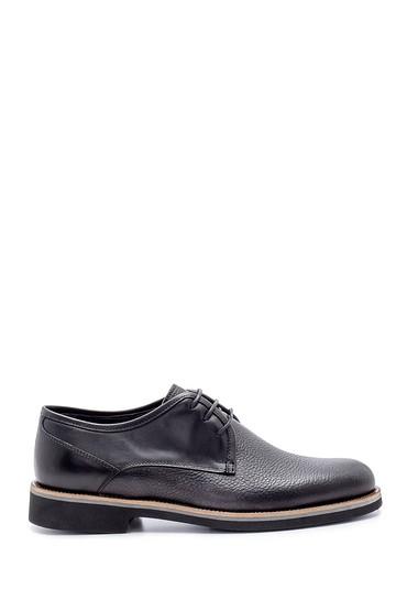 Siyah Erkek Deri Klasik Ayakkabı 5638203352