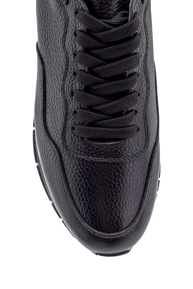 5638204363 Erkek Deri Sneaker