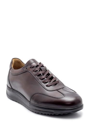 Taba Erkek Deri Sneaker 5638204434