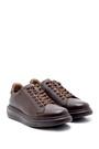 5638204481 Erkek Deri Sneaker