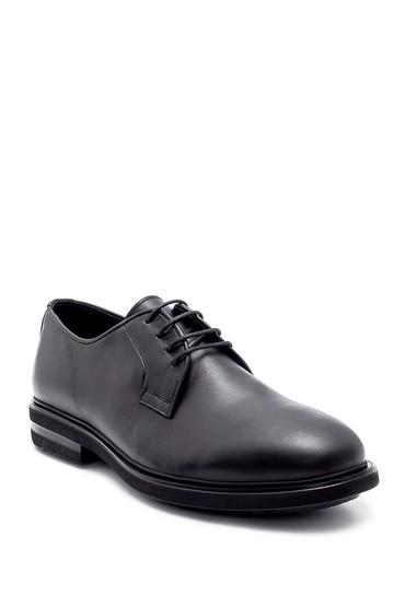 Siyah Erkek Deri Klasik Ayakkabı 5638209238