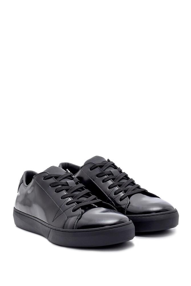 5638210908 Erkek Deri Sneaker