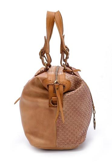Kahverengi Kadın Kol Çantası 5638151172