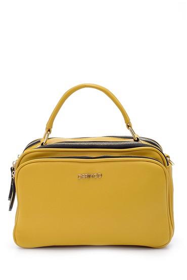 Sarı Kadın Casual Çanta 5638197591