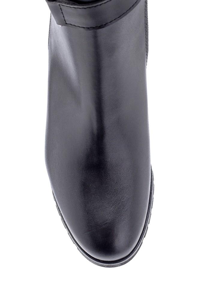 5638178534 Kadın Topuklu Çizme