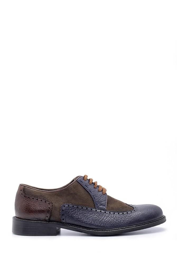 Lacivert Erkek Deri Klasik Ayakkabı 5638199887