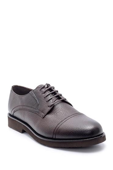 Kahverengi Erkek Deri Klasik Ayakkabı 5638200037