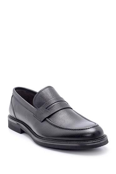 Siyah Erkek Deri Klasik Ayakkabı 5638200221