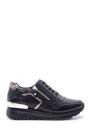 5638203203 Kadın Fermuar Detaylı Sneaker