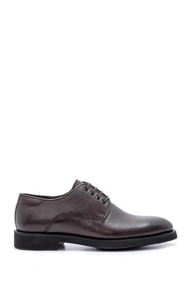 Kahverengi Erkek Deri Klasik Ayakkabı 5638203796