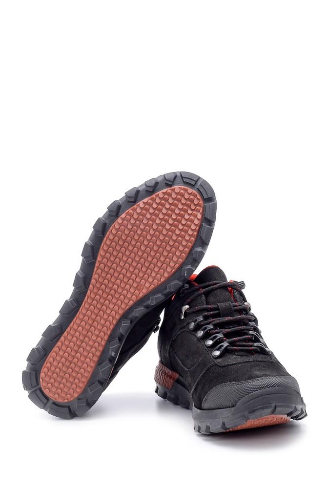5638204708 Erkek Nubuk Sneaker