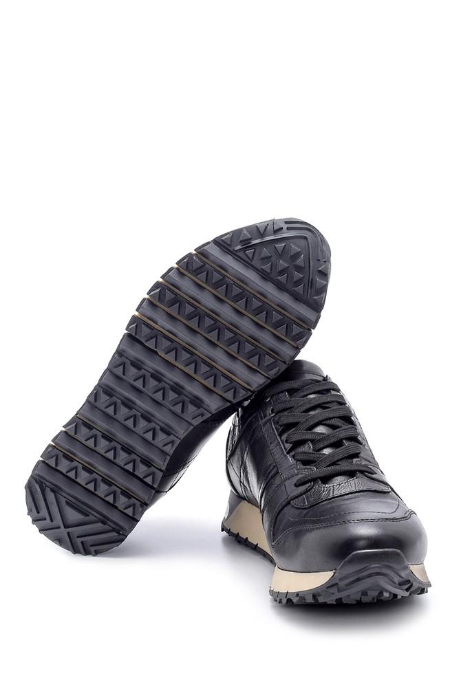 5638204782 Erkek Deri Sneaker