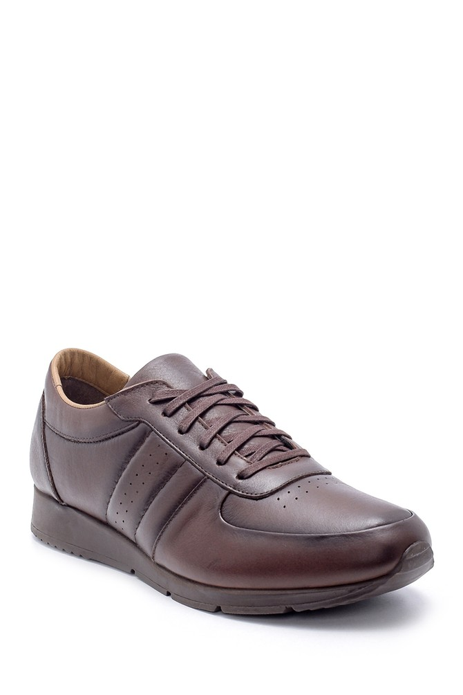5638207750 Erkek Deri Sneaker