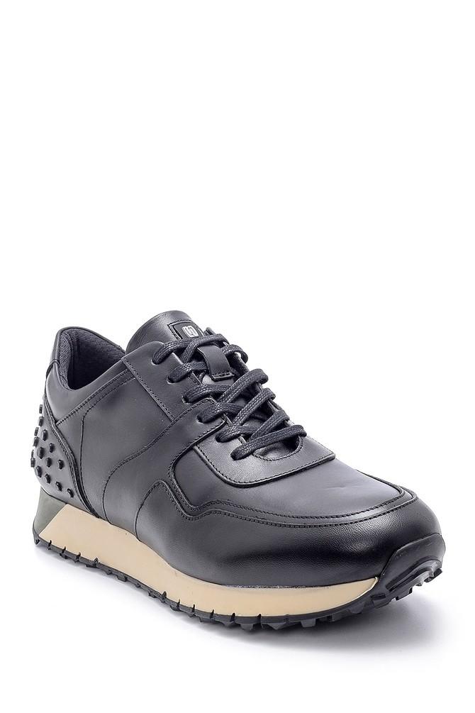 5638204691 Erkek Deri Sneaker