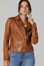 5638180441 Roxana Kadın Deri Ceket