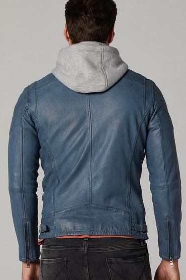 Mavi Leonard Erkek Deri Ceket 5638210540