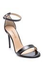 5638166124 Kadın Rugan İnce Topuklu Sandalet